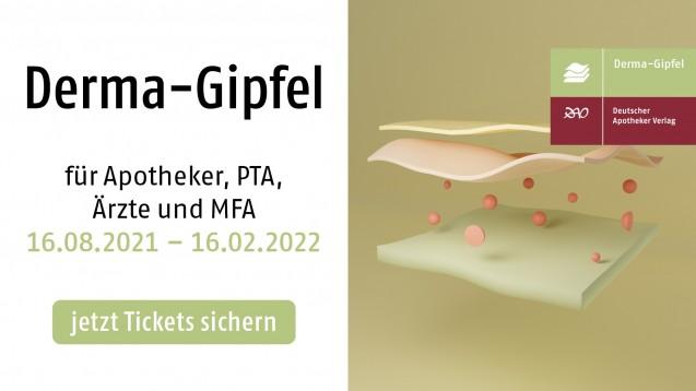derma-gipfel-startet-am-16-august-digitales-fortbildungsprogramm-f-r-apotheker-und-pta