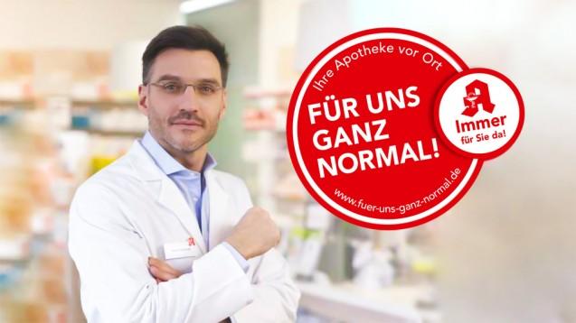 """Die Sanacorp setzt ihre Imagekampagne """"Für uns ganz normal"""" fort. (s / Foto: Sanacorp)"""