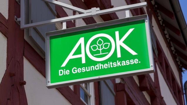 Die AOK sucht bereits zum 21. Mal Rabattvertragspartner. (c / Foto: imago)
