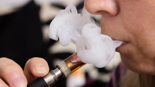Dämpfer für E-Zigaretten-Händler