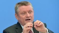 Streit klären: Bundesgesundheitsminister Hermann Gröhe (CDU) auf, alle Konflikte aus dem Weg zu räumen. (Foto:dpa)