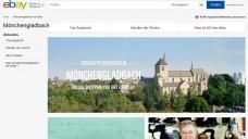 Was hat die Stadt Mönchengladbach mit dem New Yorker Stadtteil Brooklyn zu tun? eBay hat beide Regionen ausgesucht, um eine Schnittstelle zwischen online- und virtuellen Handel zu testen. Zwei Apotheken machen mit. (Screenshots: DAZ.online)
