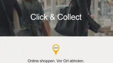 Autoreifen, Elektroartikel - und jetzt auch Arzneimittel: ebay erweitert sein Click&Collect-Angebot. (Screenshot: ebay.de)
