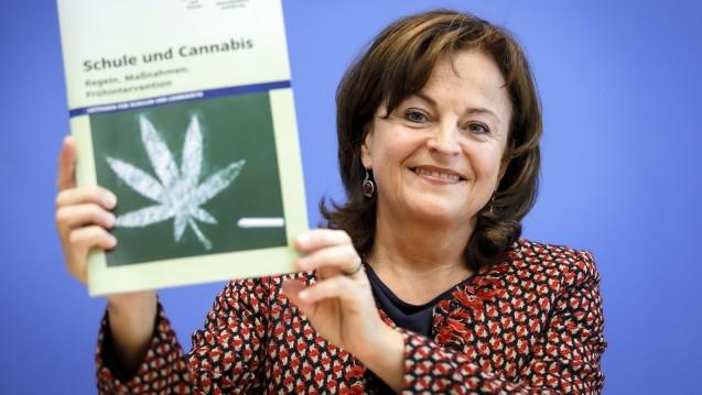 Die Drogenbeauftragte der Bundesregierung, Marlene Mortler (CSU) hat es ins Europäische Parlament geschafft. Ihren Posten als Drogenbeauftragte wird sie abgeben. Für ihre restriktive Drogenpolitik hatte Mortler massive Kritik geerntet. (r / Foto: imago images / photothek)