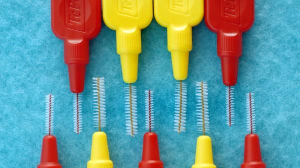 Keine Bedenken bei Zahnzwischenraumbürsten
