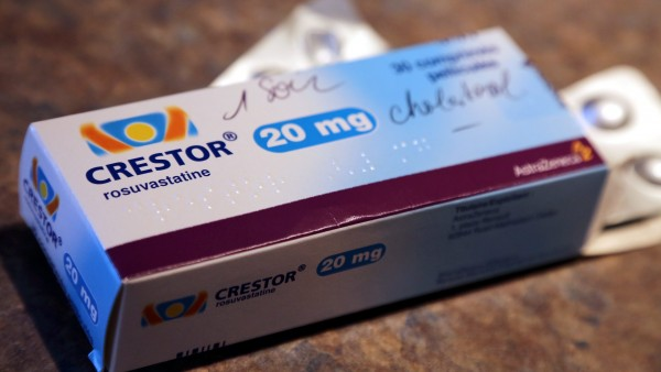 Verkauft AstraZeneca Crestor?