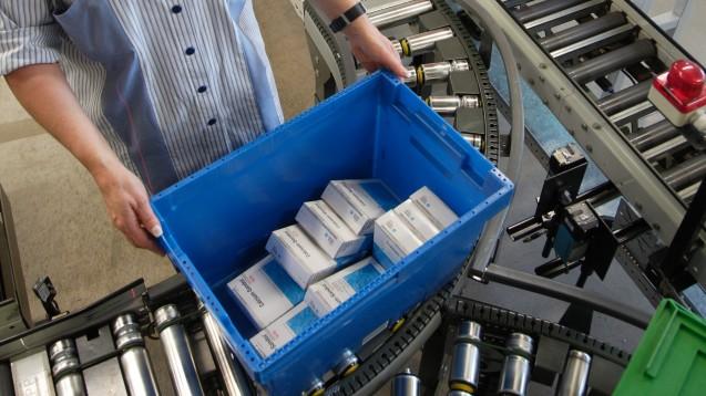 Importeure bei der Arbeit: Aus Sicht der EU-Kommission gibt es in Portugal und der Slowakei zu viele Hindernisse für Arzneimittel-Exporte. (Foto: VAD)