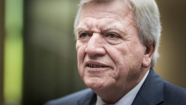 Bouffier: Spahn fehlt Akzeptanz für Kanzlerschaft