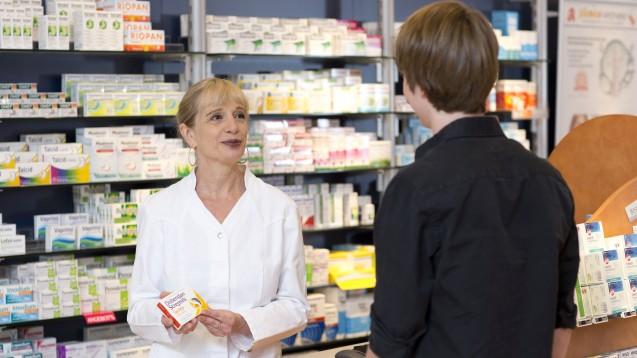 Der Spagat der Apotheker: Patientenwunsch und Evidenz. (Foto: Schelbert / DAZ.online)