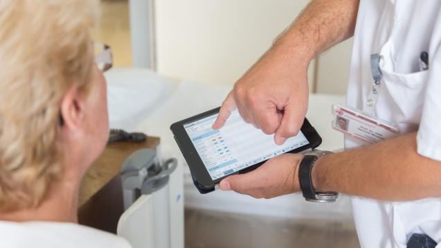 DAT-Anträge: Apotheker drängen auf Mitwirkung beim Medikationsplan. (Foto: Knappschaft)