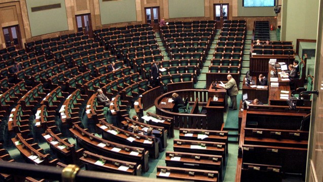 Das polnische Parlament Sejm wollte in Kürze den Rx-Versandhandel erlauben. Aufgrund der Entwicklungen in Deutschland will man aber nun darauf verzichten. (c / Foto: imago)