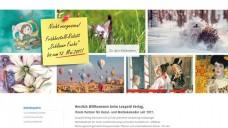 Noch vor Kurzem bot der Leopold-Verlag seinen Frühbestell-Rabatt an. Die Website ist mittlerweile offline. (Foto: Screenshot)