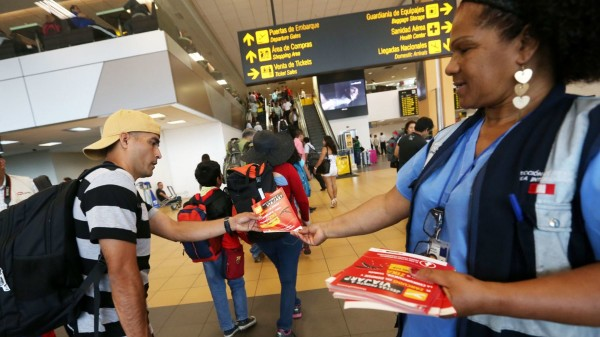 Schwangere sollten Reisen in Ausbruchsgebiete vermeiden