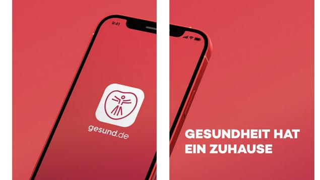 """Phoenix und Noventi lassen nun ihre bisherigen Apps """"deine Apotheke"""" und """"callmyApo"""" auslaufen. Sie sollen in """"gesund.de"""" aufgehen. (Screenshot: DAZ / apps.apple.com)"""