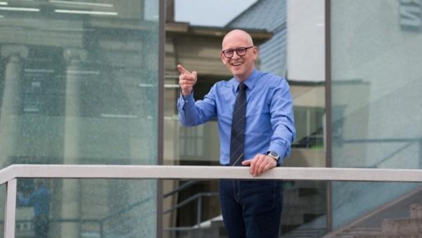 Apotheker Matthias Oechsner ist Spitzenkandidat der FDP-Stuttgart
