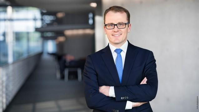 Der CDU-Bundestagsabgeordnete Alexander Krauß hat genug von der Blockadehaltung der Selbstverwaltung, wenn es um die Einführung von Wiederholungsrezepten geht. (Foto: Deutscher Bundestag/ Inga Haar)