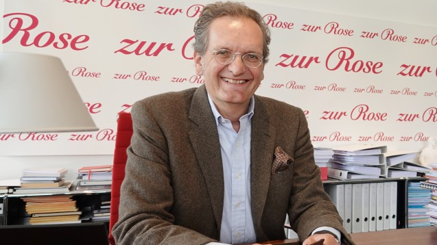 Walter Oberhänsli kann sich freuen: Er ist vom Bezirksgericht Frauenfeld freigesprochen worden. (Foto: picture alliance/dpa | Christiane Oelrich)