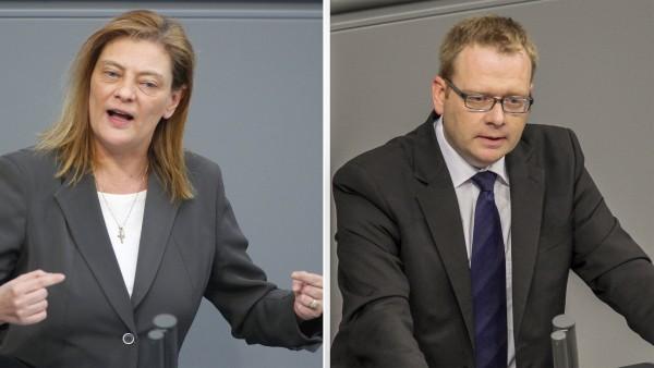 Sabine Weiss und Thomas Gebhart werden neue BMG-Staatssekretäre
