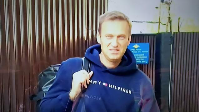 Die Bundesregierung bestätigte am Mittwochnachmittag, dass der russische Oppositionspolitiker Alexej Nawalny mit Nowitschok vergiftet wurde. (Archivbild: Foto: picture alliance / Russian Look | Victor Lisitsyn)