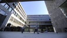 Hier am Düsseldorfer Landgericht ging es heute Nachmittag um die 15 Millionen-Euro-Klage von DocMorris. (Foto: imago)