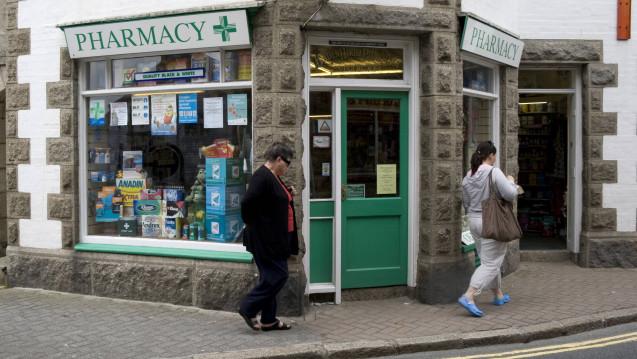 Gibt es in Großbritanniens Apotheken aufgrund des Brexits bald flächendeckende Lieferengpässe? Der Gesundheitsminister warnt davor. ( r / Foto: Imago)