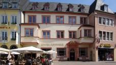 Deutschlands älteste Apotheke streitet mit der Stadt um ihr Apotheken-A. (Foto: Berthold Werner)