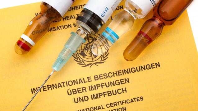 """Ein """"guter Impfstoff"""" sollte eine Infektion nachahmen, allerdings ohne dabei Krankheitssymptome auszulösen. (Foto: Alexander Raths / stock.adobe.com)"""