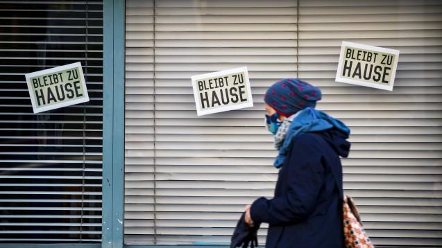 """Forscher des Imperial College London haben berechnet, dass der """"Shutdown"""" in Europa bereits mehrere Zehntausend Todesfälle verhindert habe. (s / Foto: imago images / Emmanuele Contini)"""