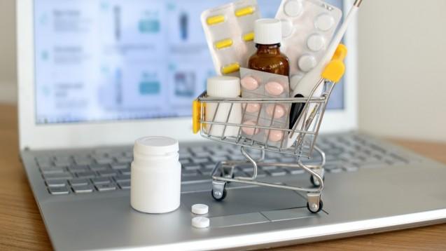 DocMorris-Plattform: DAZ.online hat bei den Lesern nachgefragt, ob sie sich an einem entsprechenden Modell beteiligen würden.(s / Foto: evso / stock.adobe.com)