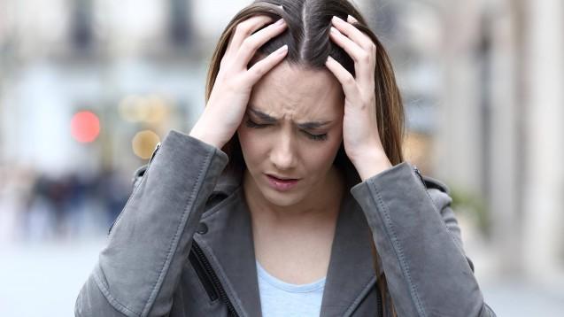 Ein neues Kopfschmerzregister soll die Versorgung der Patienten verbessern. (m / Foto: imago images / Panthermedia)