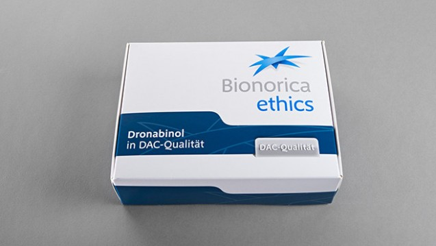 Eine Apotheke stelle bei einer Charge Dronabinol einen schwachen Tyndall-Effekt fest. (Foto: DAV)