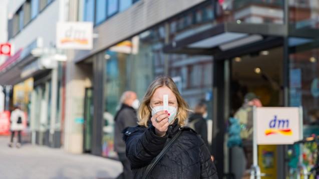 Wöchentlich soll es für alle Bürger:innen einen PoC-Schnelltest auf Kosten des Bundes geben. (Foto: IMAGO / MedienServiceMüller)