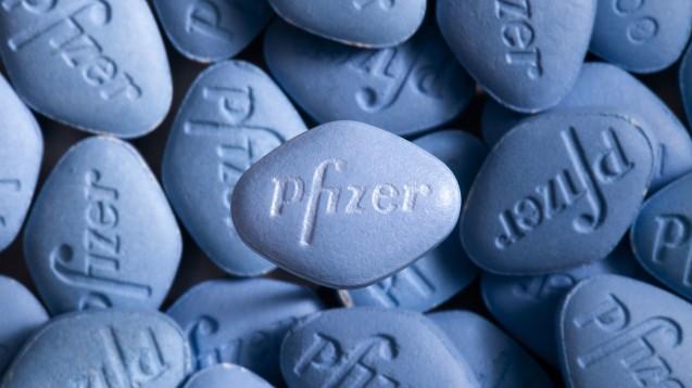 Insbesondere bei Viagra-Importen und Generika klagen Kunden in der Apotheke über mangelnde Wirksamkeit. (Foto:picture alliance / AP Photo)