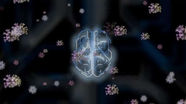 Neurologische Symptome könnten bei COVID-19-Patienten übersehen werden, fürchten die Autoren der neuenS1-Leitlinie Neurologische Manifestation bei COVID-19. (s / Foto:VFX / stock.adobe.com)