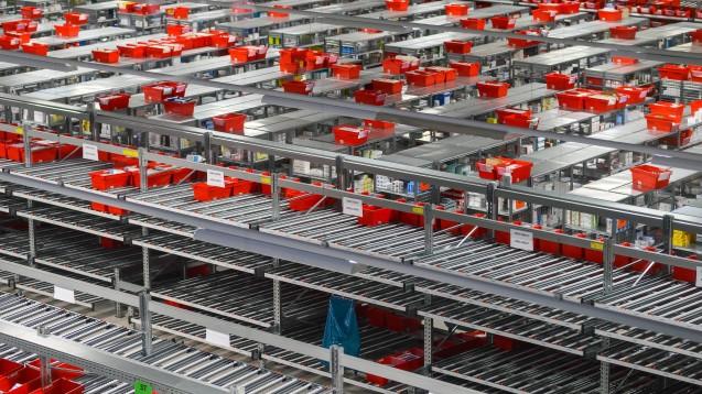 Das Großhandelsunternehmen AEP hat ein eigenes Konzept entwickelt, das helfen soll Lieferengpässe zu reduzieren. (Foto: dpa)