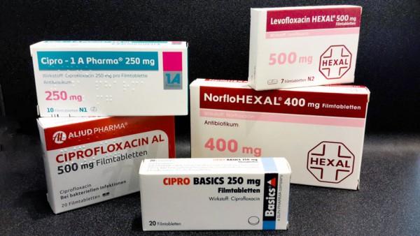 Neue Zulassungsbeschränkungen für Ciprofloxacin und Co.  – was ändert sich?
