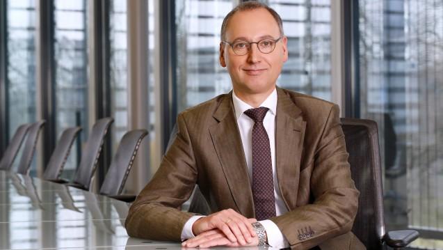 Der Wirtschaftswissenschaftler Werner Baumann wird neuer Vorstandsvorsitzender von Bayer. (Foto: Bayer)