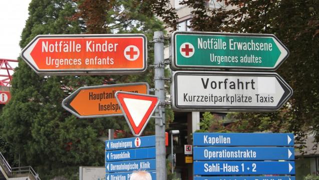 Auch in Schweizer Krankenhäusern gibt es viele Engpässe. Nach Ansicht desBundesamt für wirtschaftliche Landesversorgung melden Apotheker diese zu selten. (Foto: Foto Soraja/ stock.adobe,com)