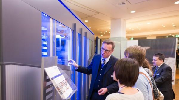 Neuer Ausstellungsrekord für die INTERPHARM 2016