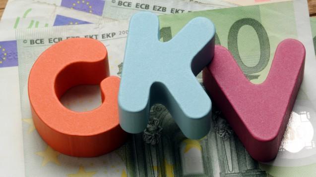 Die gesetzlichen Kassen haben im ersten Halbjahr 2019 mehr ausgegeben als sie eingenommen haben. (m / Foto: Comugnero Silvana / stock.adobe.com)