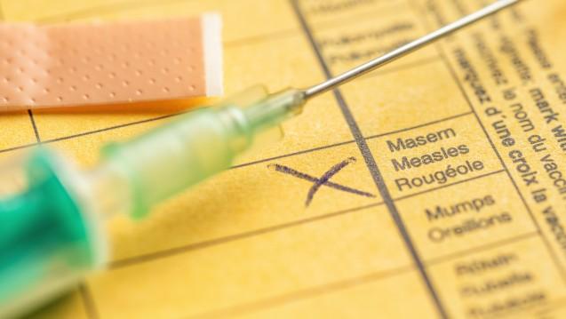 Ist die Impfpflicht gegen Masern verfassungskonform? Das soll das Bundesverfassungsgericht nun prüfen. (c / Foto: zerbor / stock.adobe.com)