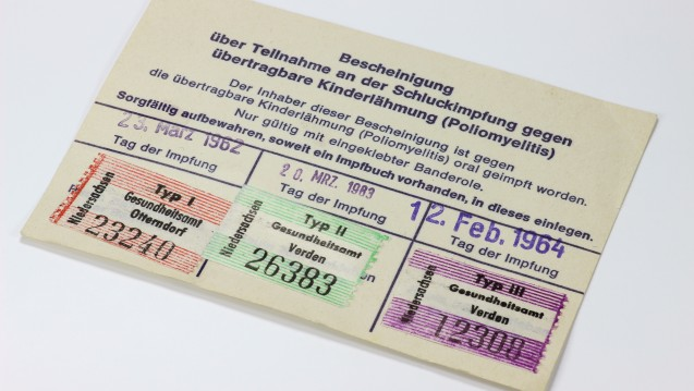 Die Schluckimpfung gilt nicht als Alternative bei Engpässen. (Foto:Björn Wylezich / Fotolia)