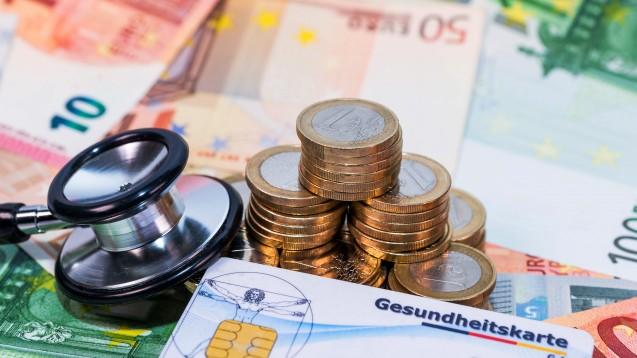 Die gesetzlichen Krankenkassen schreiben teilweise rote Zahlen – für Minister Jens Spahn ein gutes Zeichen. ( r / Foto: Marcus Hofmann / stock.adobe.com)