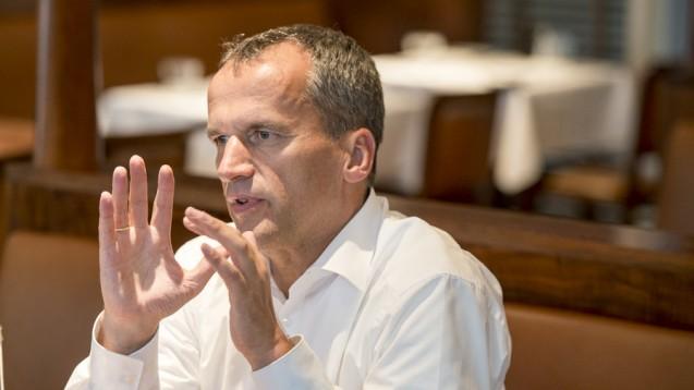 Dass der Gesundheitsbereich vom EuGH wie ein normaler Markt behandelt wird, kann Michael Hennrich(CDU) nicht nachvollziehen. (Foto: Külker)
