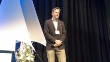 Marc Hirt vom Universitätsklinikum Hamburg-Eppendorf berichtete über neue Therapieansätze bei kardiovaskuläeren Erkrankungen ( r / Foto: jb/DAZ.online)