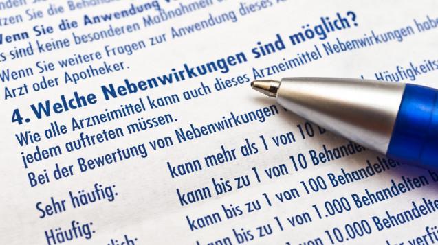Die FDA warnt vor einer seltenen, aber schwerwiegenden unerwünschten Wirkung von Lamotrigin (Foto:Stockfotos-MG / stock.adobe.com)