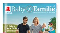 """""""Baby und Familie"""" hat einen neuen Look verpasst bekommen. (Foto: Wort und Bild Verlag)"""