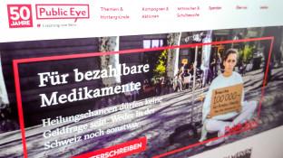 Schweizer Aktivisten fordern Zwangslizenzen für Arzneimittel