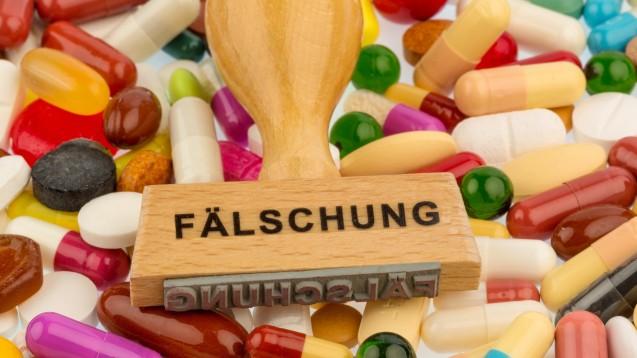 In der EU soll es Arzneimittelfälschern schwerer gemacht werden. (Foto: Gina Sanders/Fotolia)