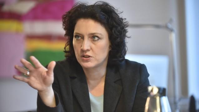 Niedersachsens Gesundheitsministerin Carola Reimann (SPD) macht Druck beim Thema Antibiotika-Einsatz. (Foto: Imago)